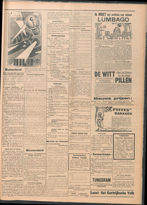 Het Kortrijksche Volk 1929-05-26 p3