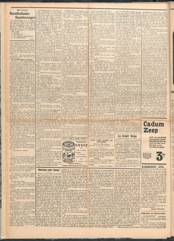 Het Kortrijksche Volk 1929-03-03 p2