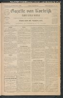 Gazette Van Kortrijk 1890-02-20