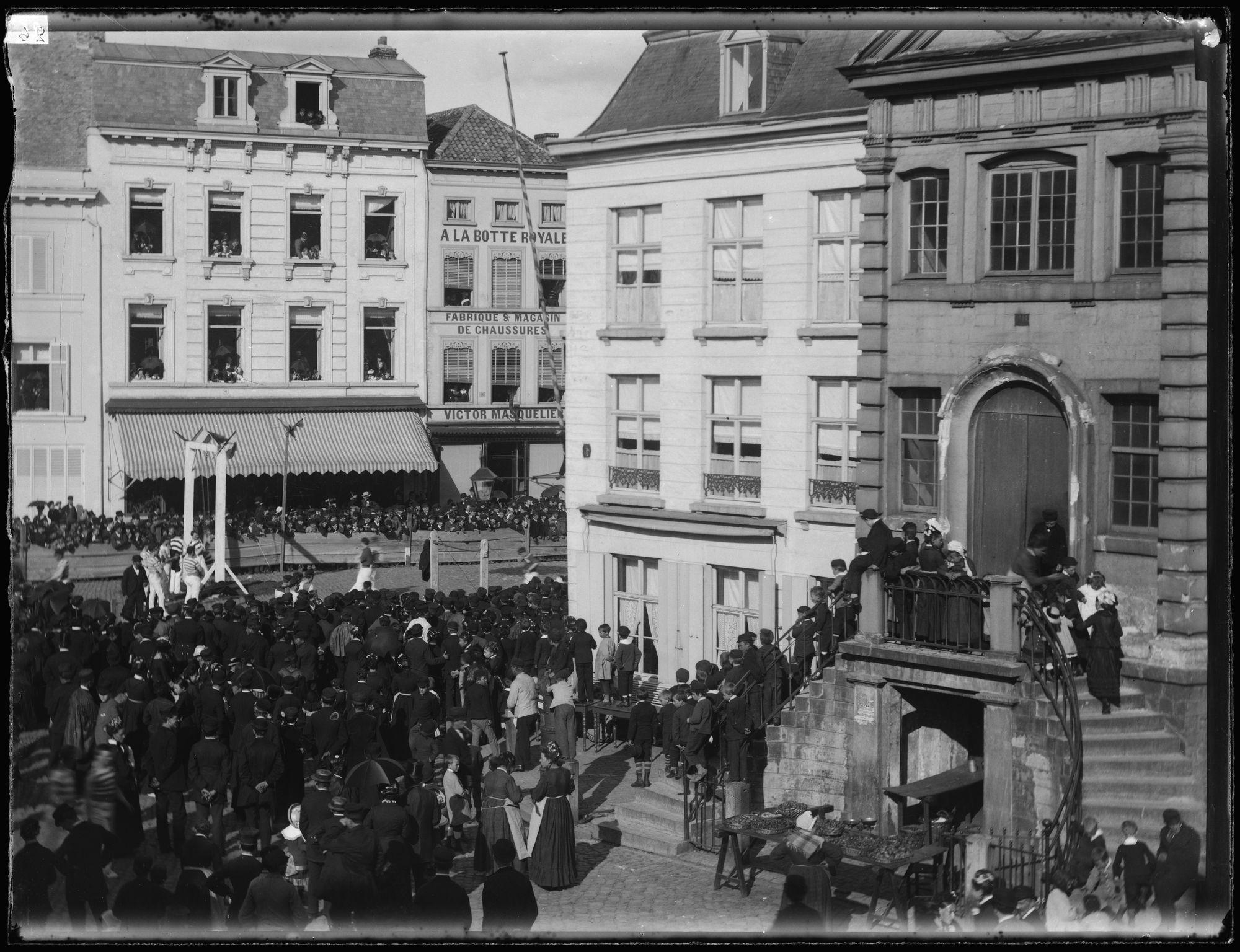 Turnfeesten in 1882