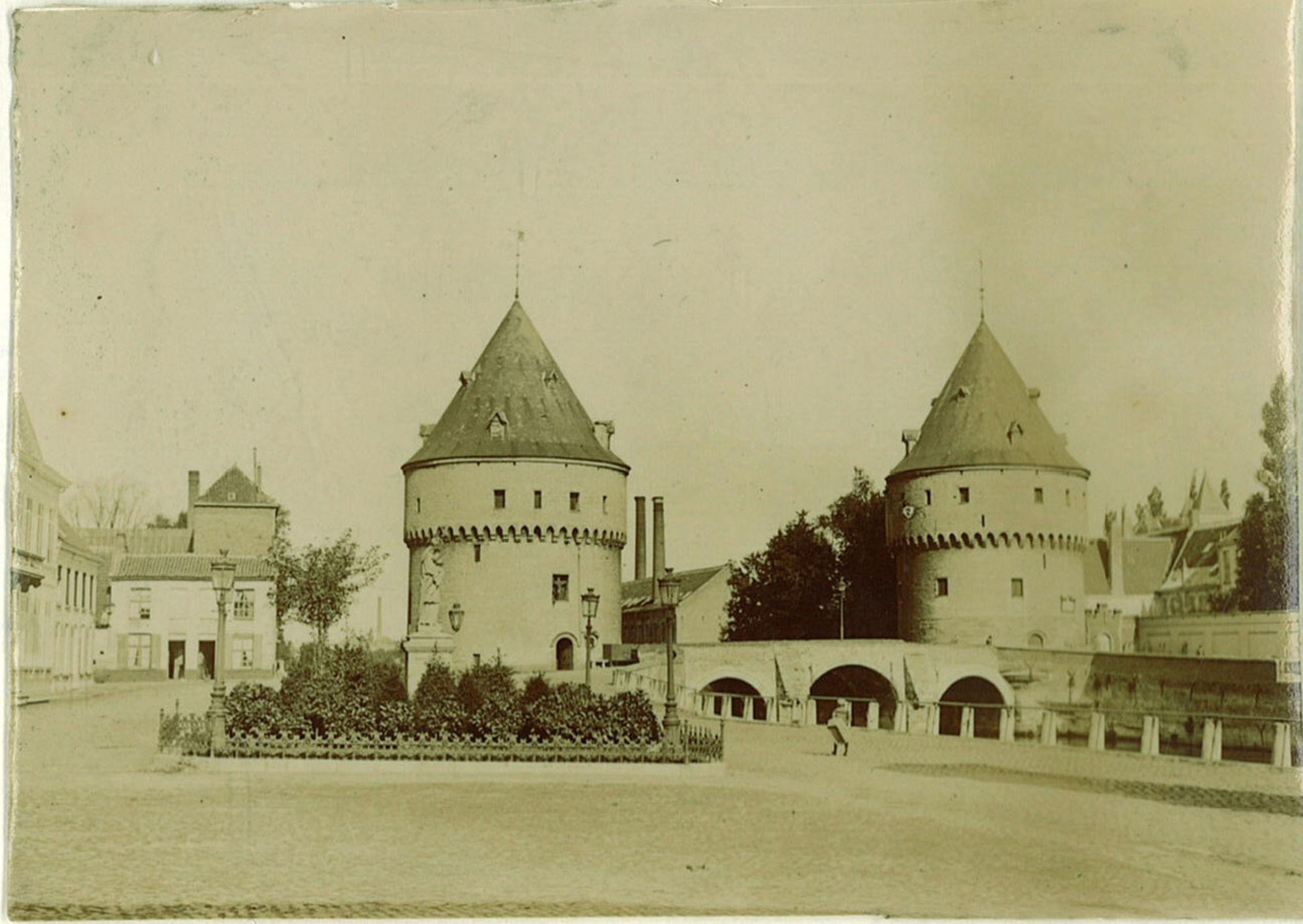 Broelkaai anno 1900