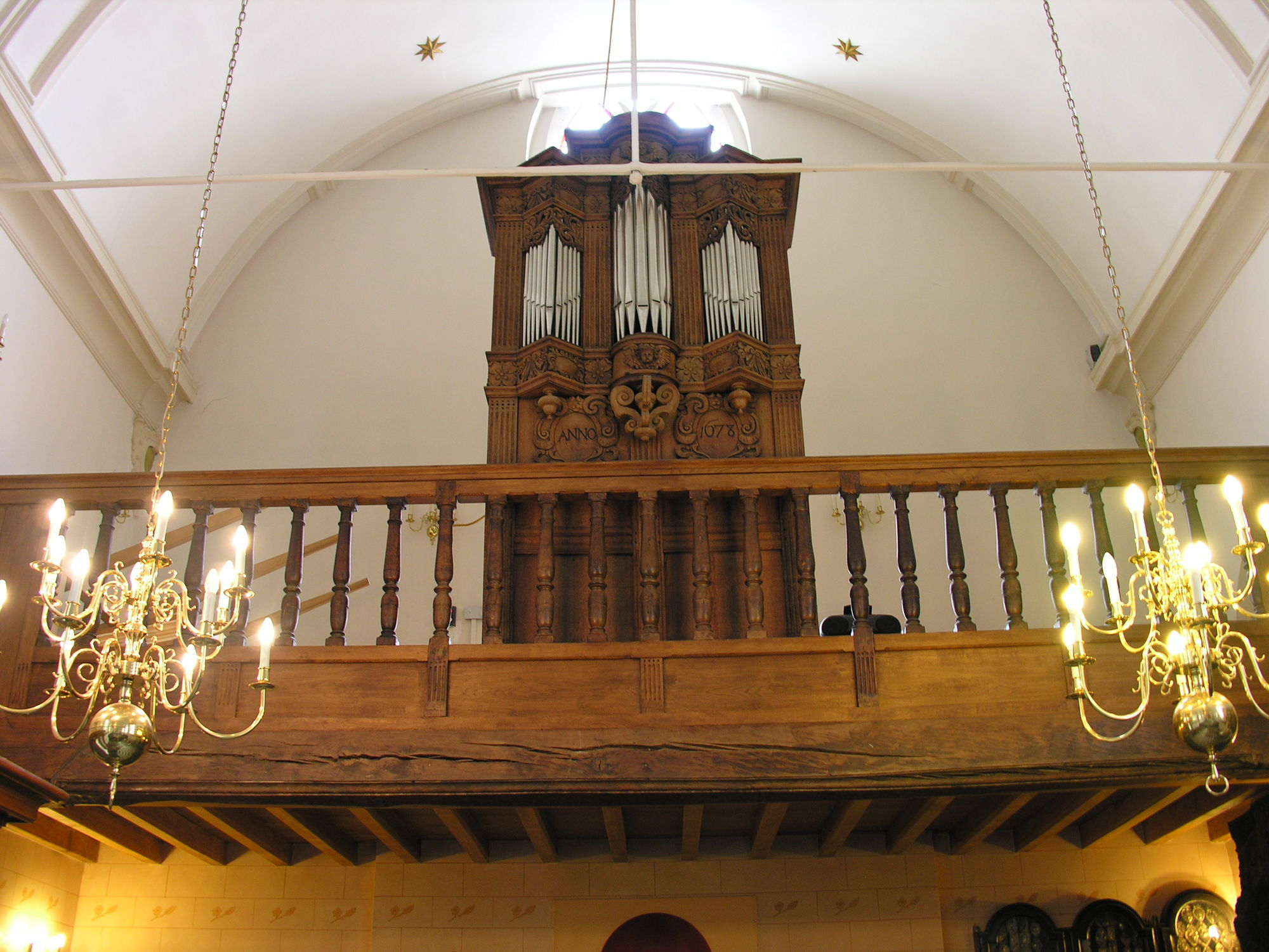 Orgel Begijnhof