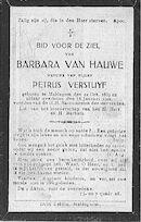 Van Hauwe Barbara