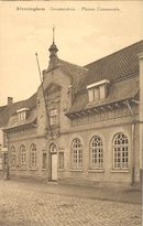 Westflandrica - het gemeentehuis van Alveringem