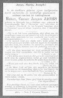 Hubert-Casimir-Jacques Jacobs