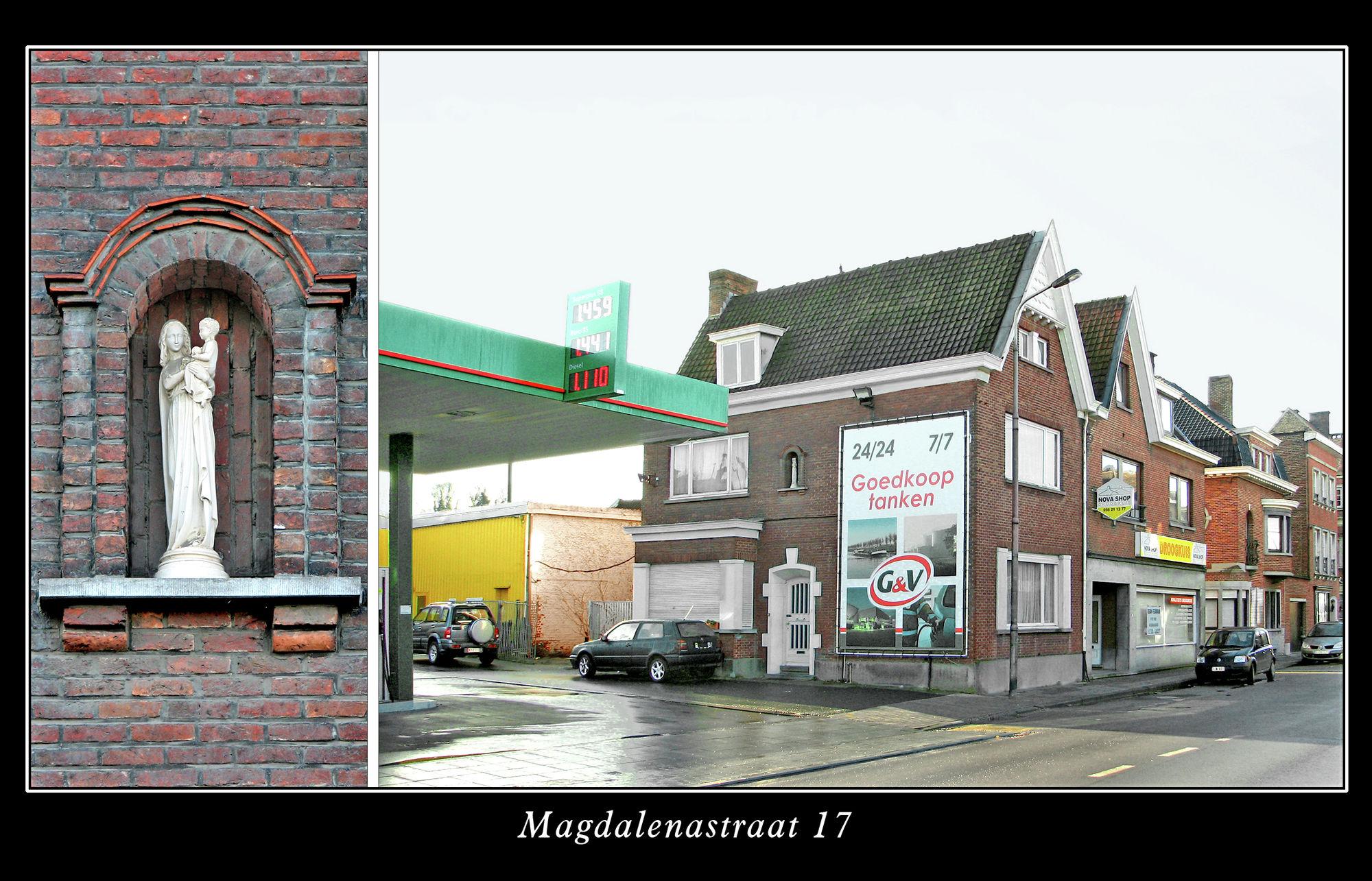 Muurkapel Magdalenastraat