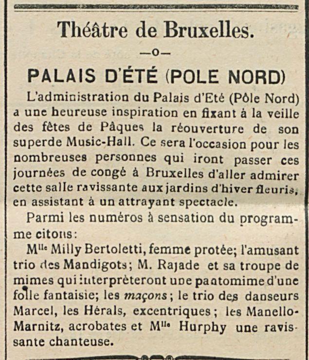 Theatre de Bruxelles