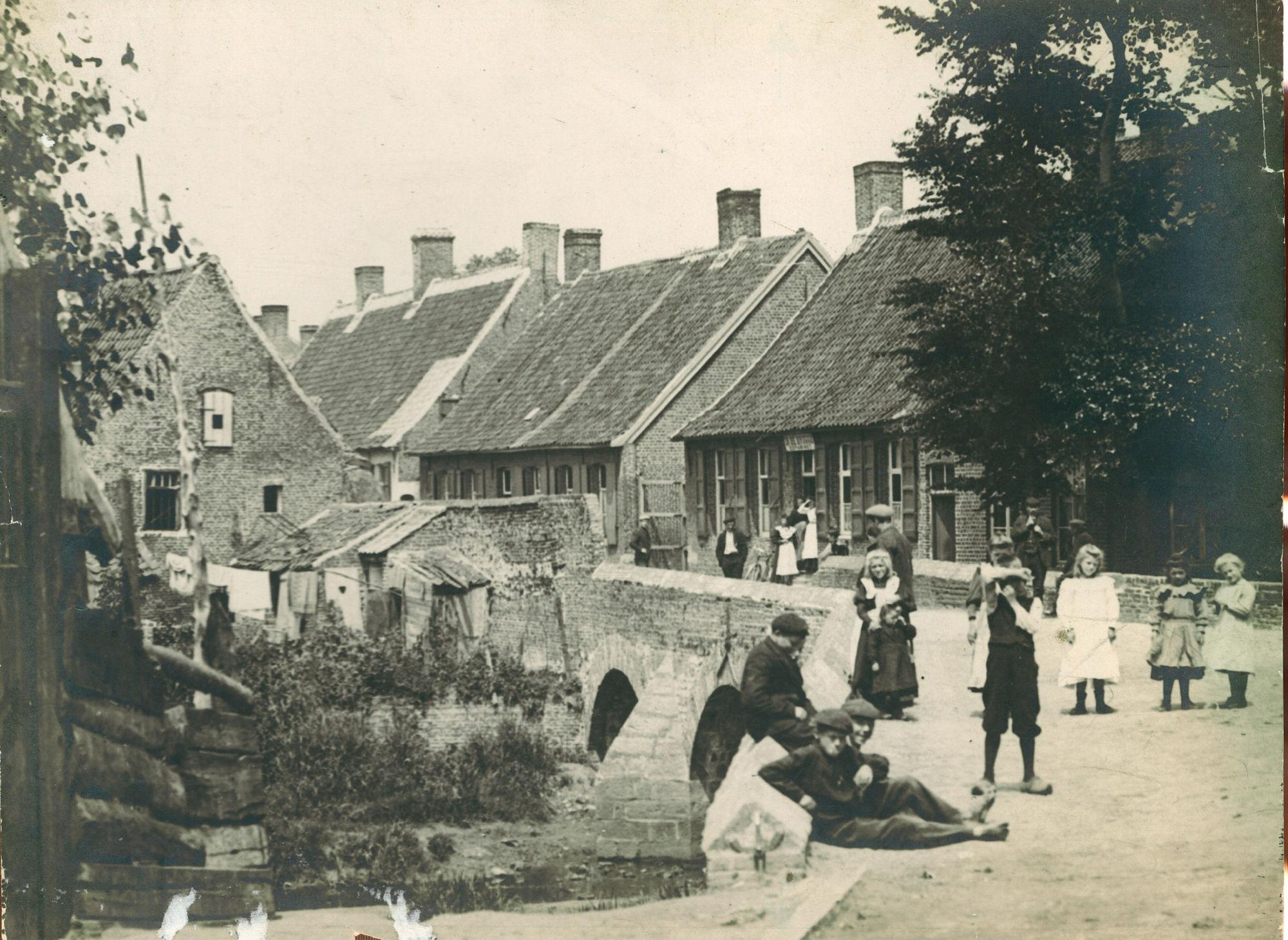 Watermolenwal Heule-Watermolen