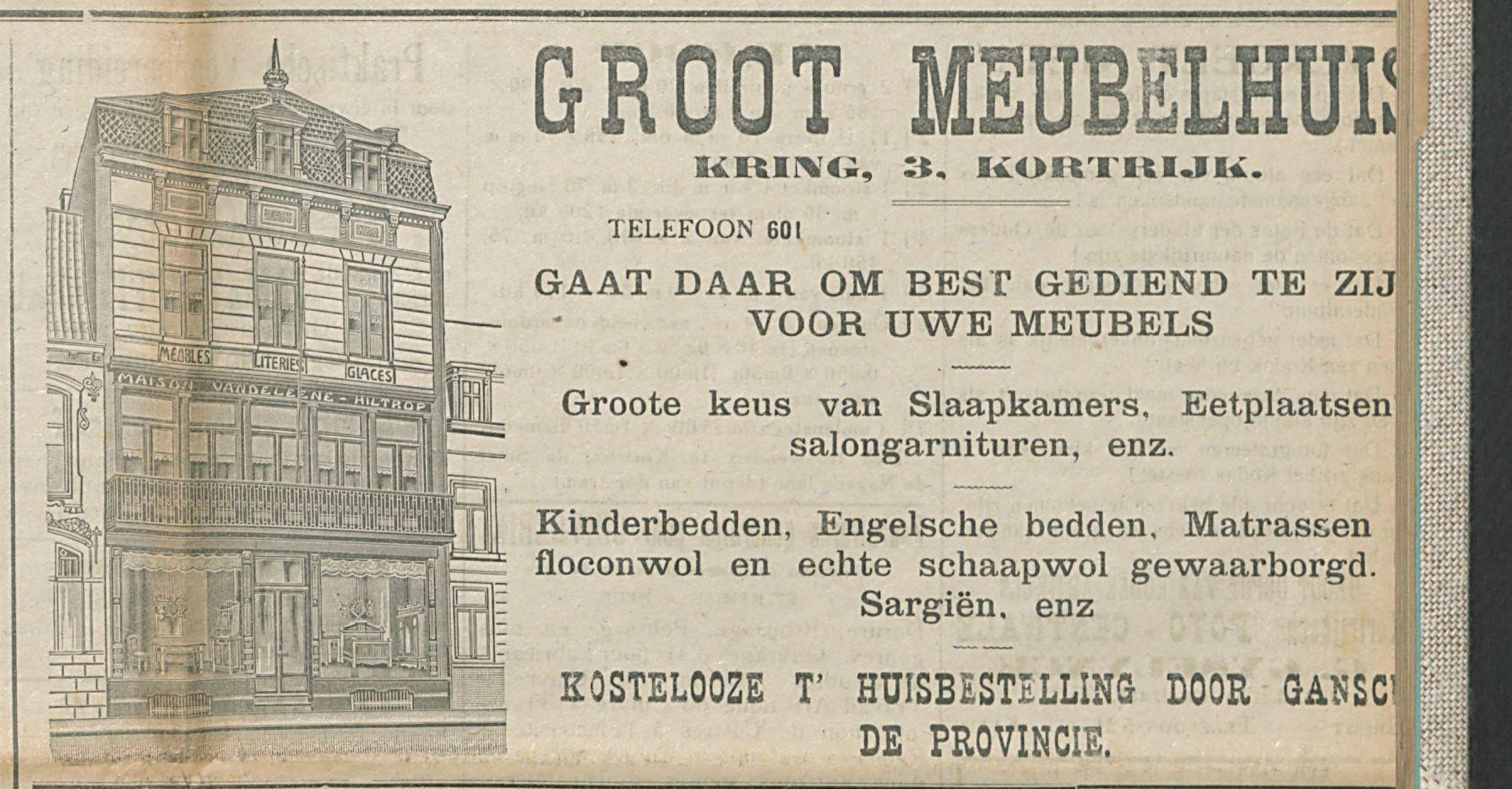 GROOT MEUBELHUIS