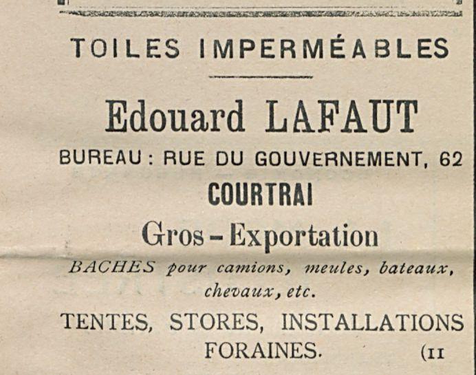 Edonard LAFAUT