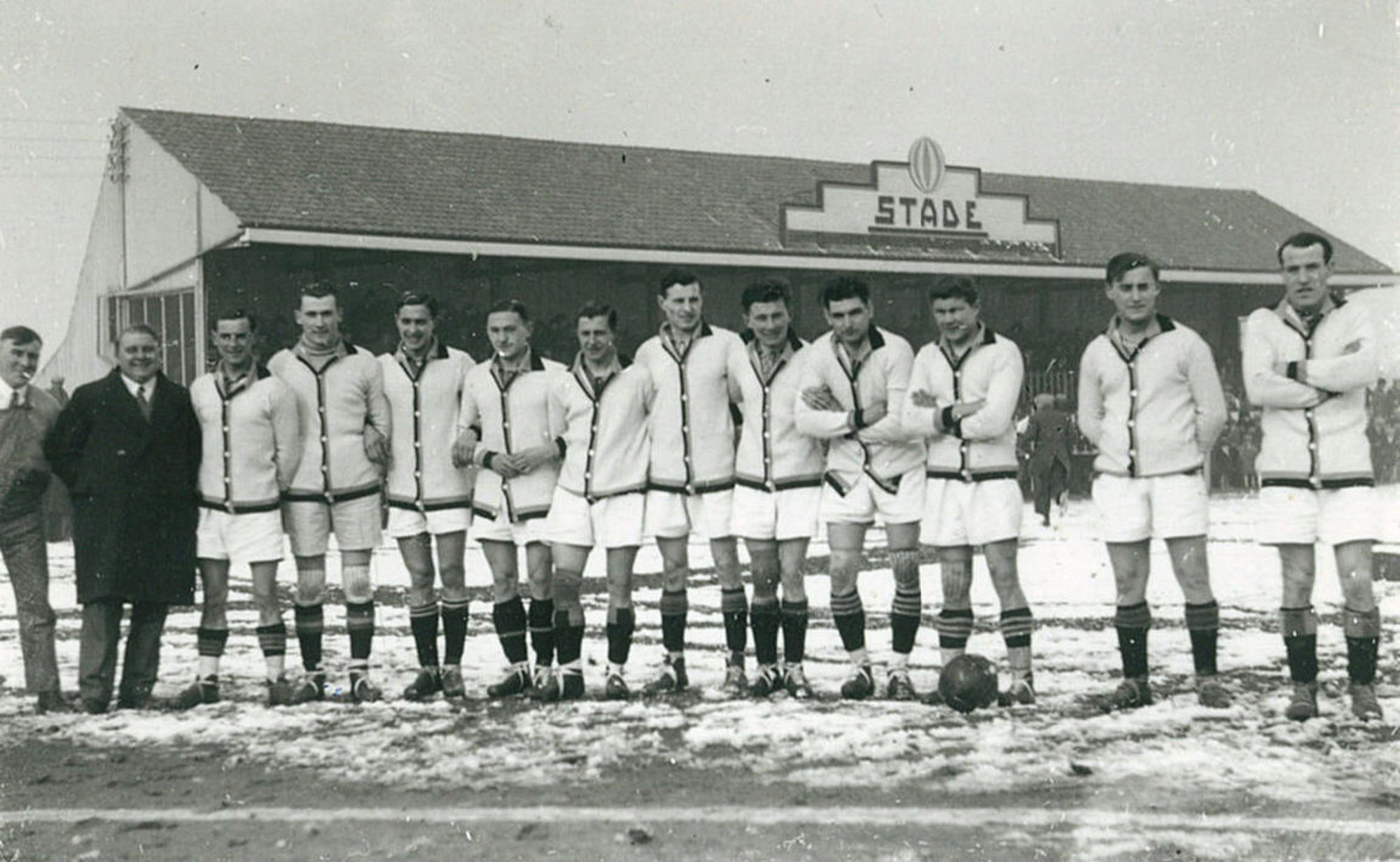 Kortrijk Sport in 1934