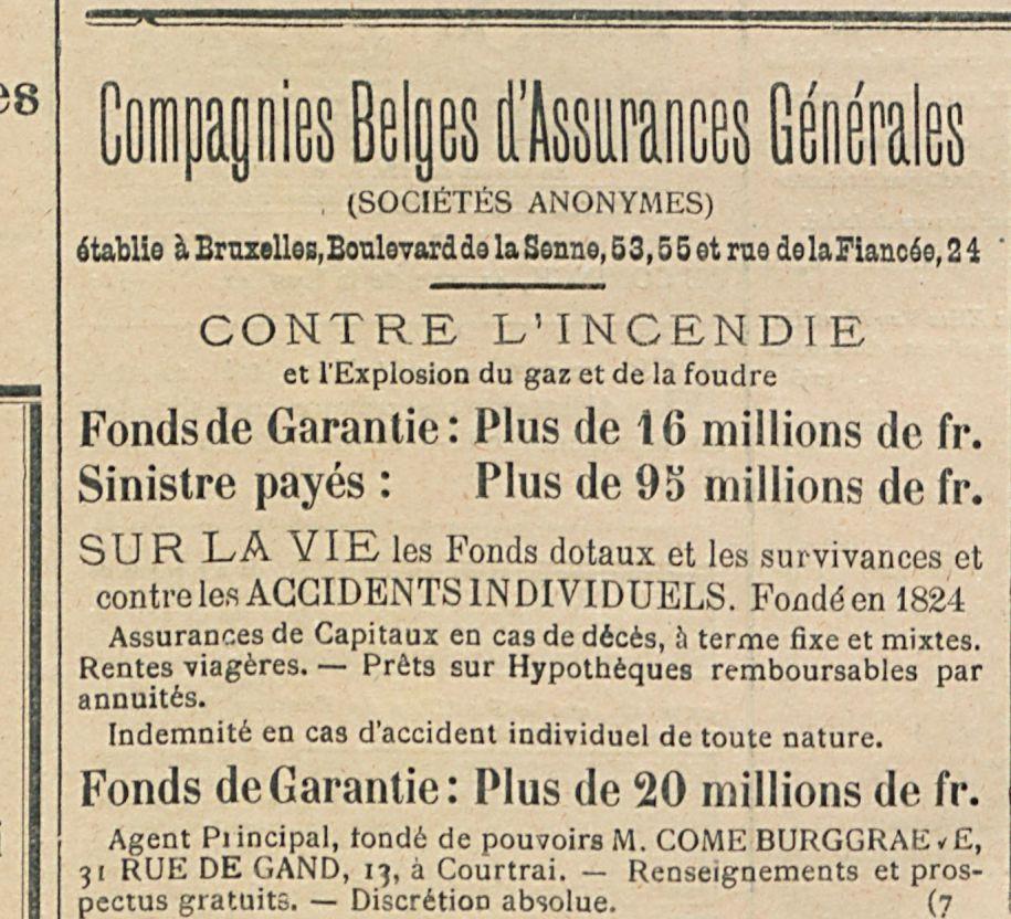 Compagnies Belges d'Assurances Generales