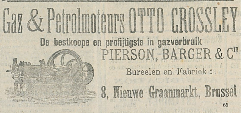Gaz and Petrolmoteurs