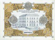 Westflandrica - Firmakaart van de hoedenmaker Englebert-Thonet