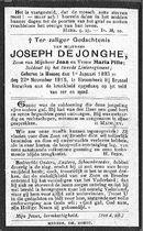 Joseph De Jonghe