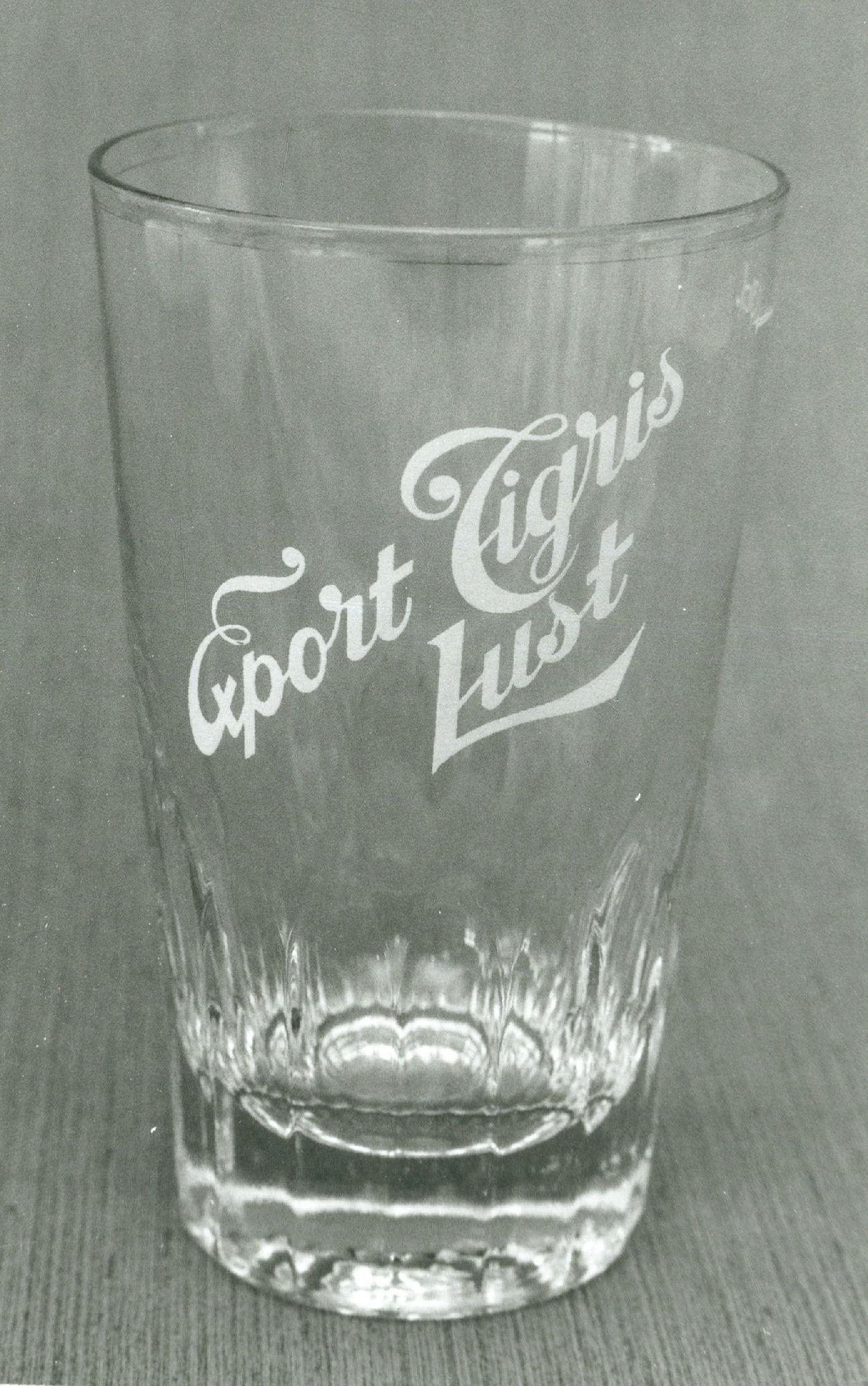 Export Tigris Lust bierglas