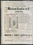 L'echo De Courtrai 1873-06-19 p4