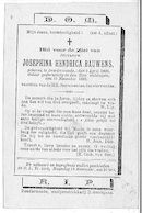 Joesphina Hendrica Bauwens