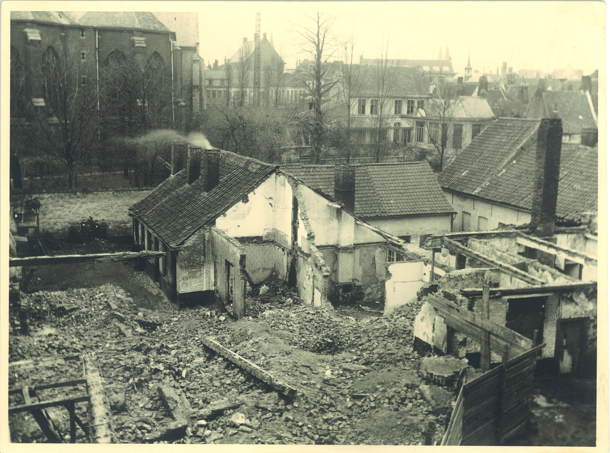 Boerenhol in 1918
