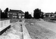 Erasmuslaan (vroeger deel van de Sint-Denijseweg) 1970