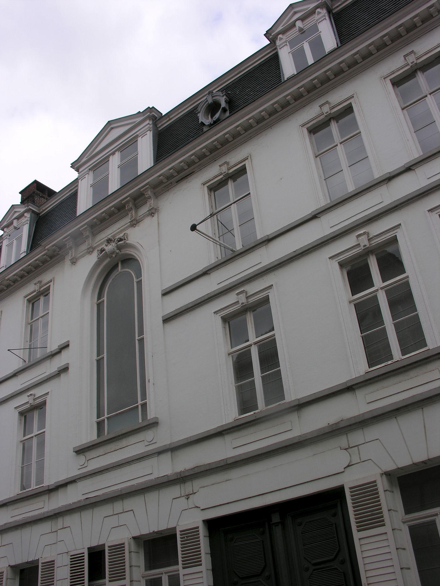 Groeningestraat - Huis van Dokter Vander Plancke