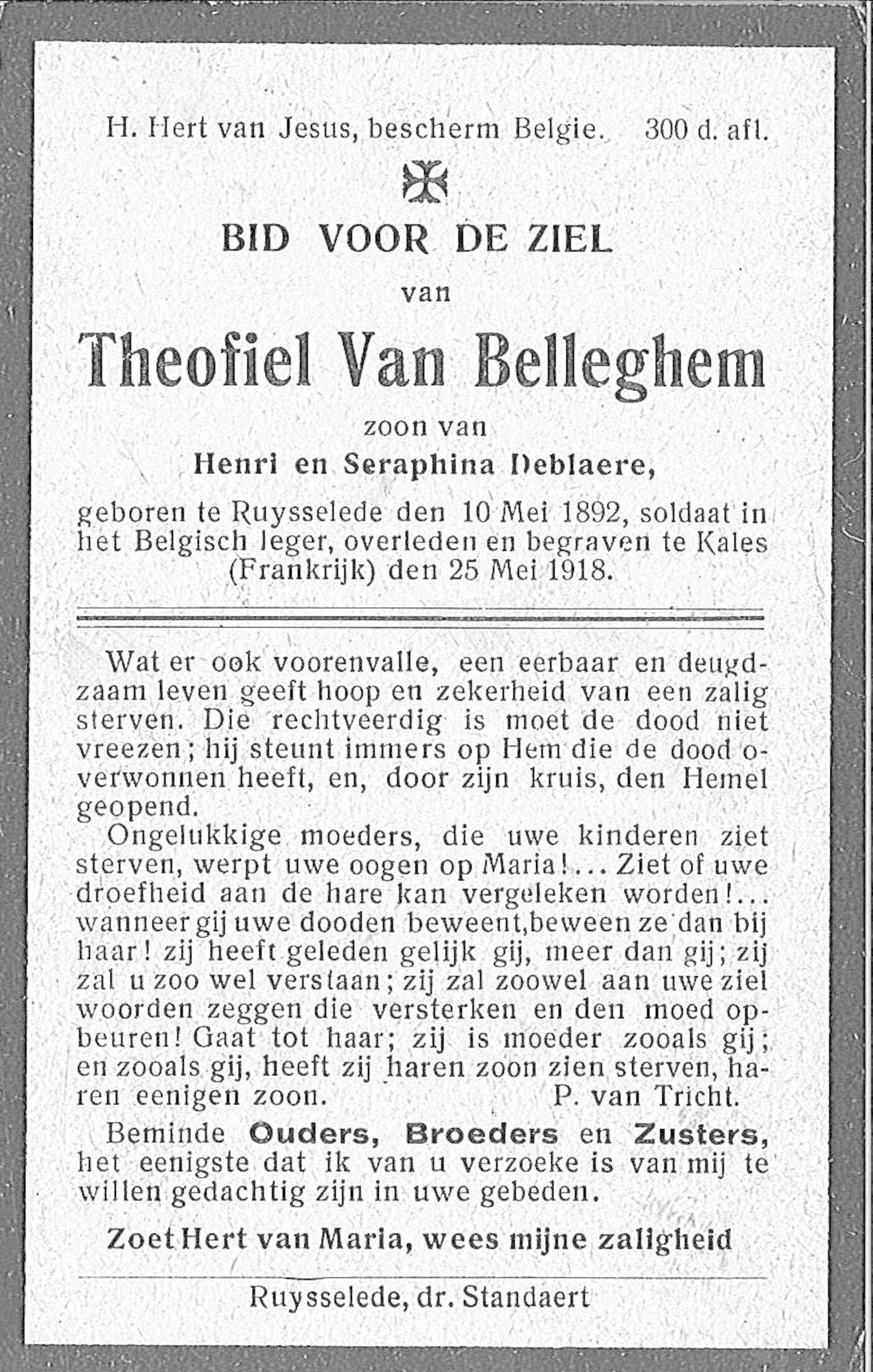 Theofiel Van Belleghem