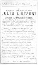 Jules Lietaert