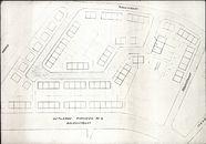 Plan van rijksweg nr. 9, Molenstraat te Heule, 2de helft 20ste eeuw