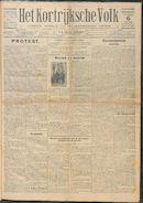 Het Kortrijksche Volk 1929-01-06