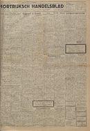 Kortrijksch Handelsblad 22 september 1945 Nr76