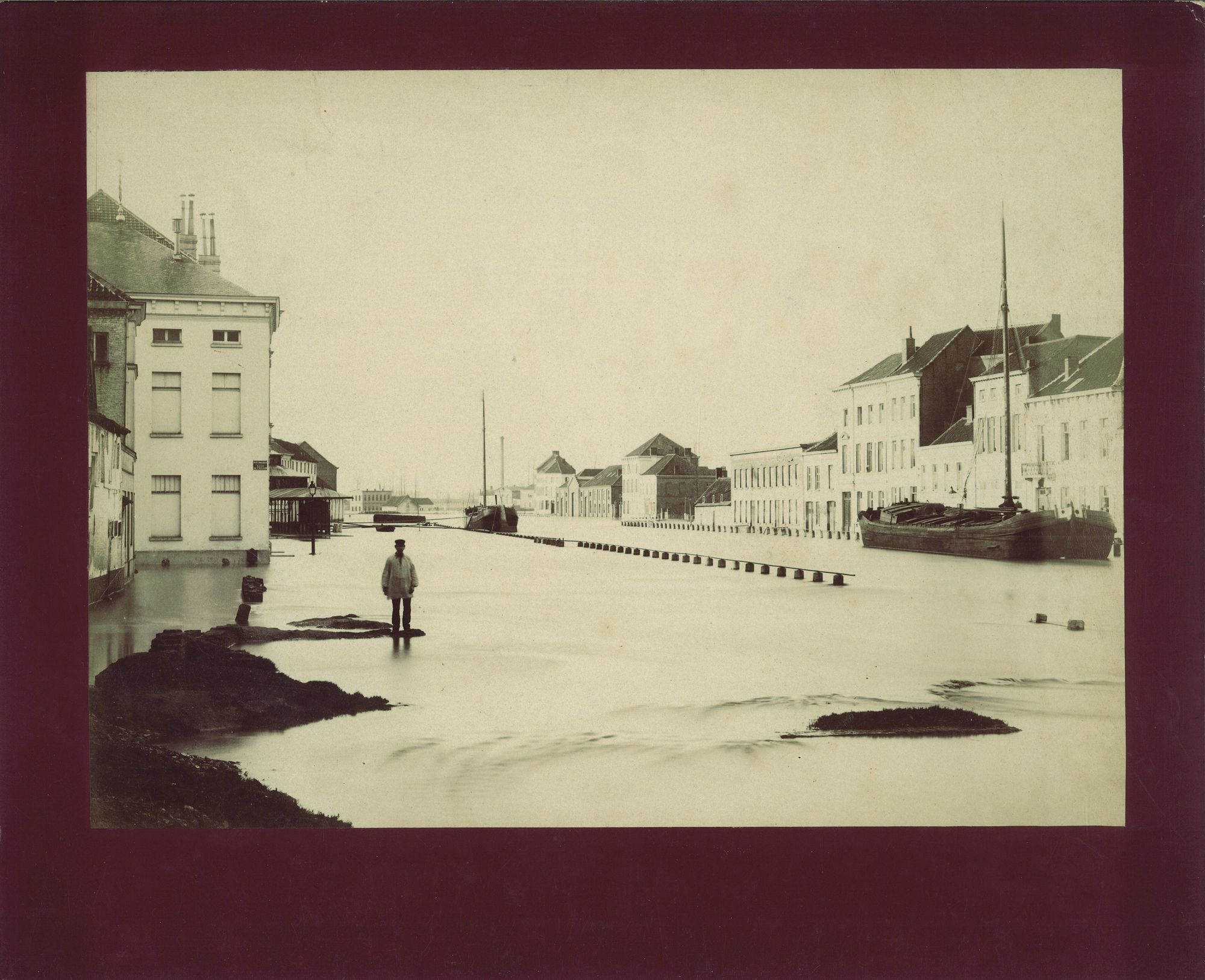 Overstromingen 1880