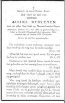 Achiel Verleyen