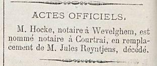 ACTES OFFICIELS
