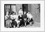 Westflandrica - De familie van Stijn Streuvels voor het Lijsternest