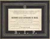 Brunone-Lucie-Catherine De Moor