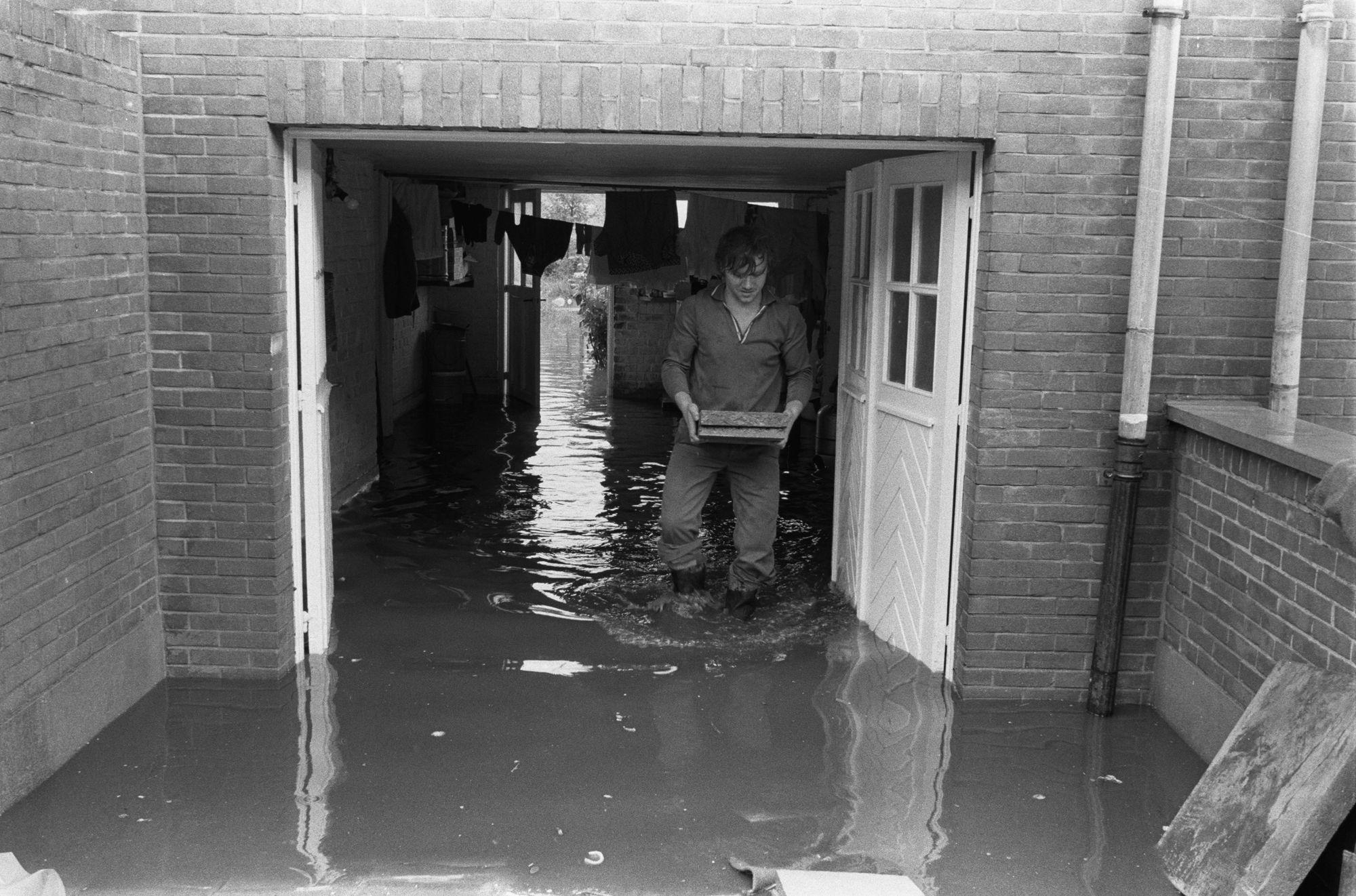 Overstromingen in de Drie Hofsteden
