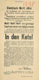 Paasfoor 1898: In den Ketel van Leopold Bosman