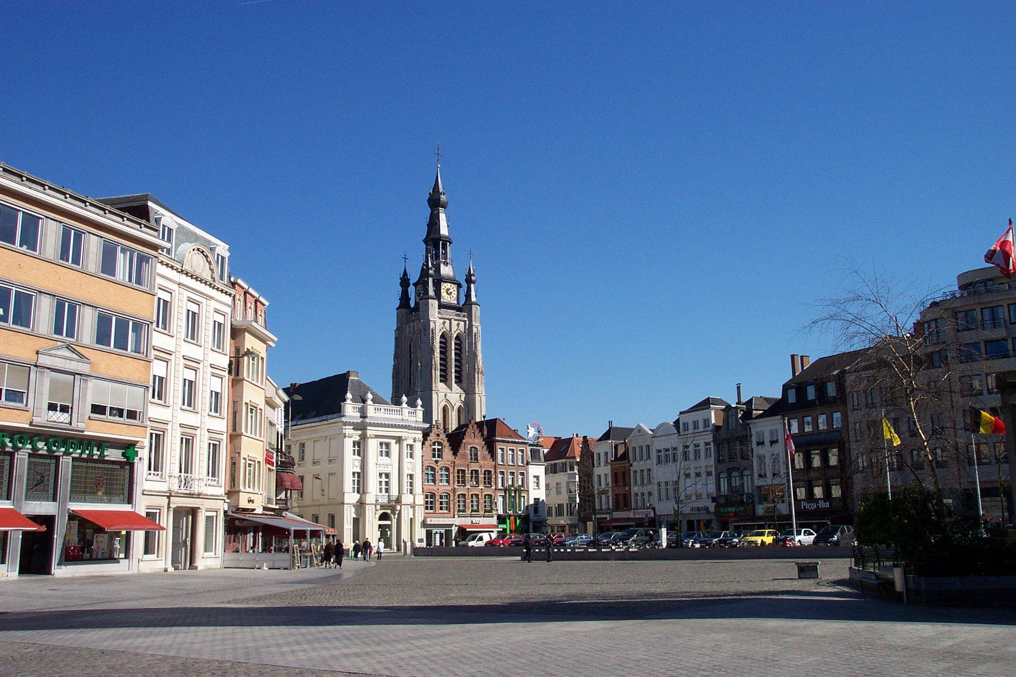 Grote Markt en Belfort
