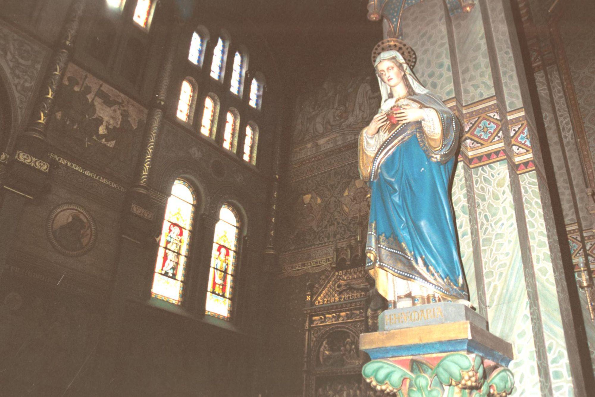 Sint-Antoniuskerk - broeder Isidoor