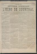 L'echo De Courtrai 1875-05-06