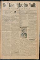 Het Kortrijksche Volk 1913-12-21