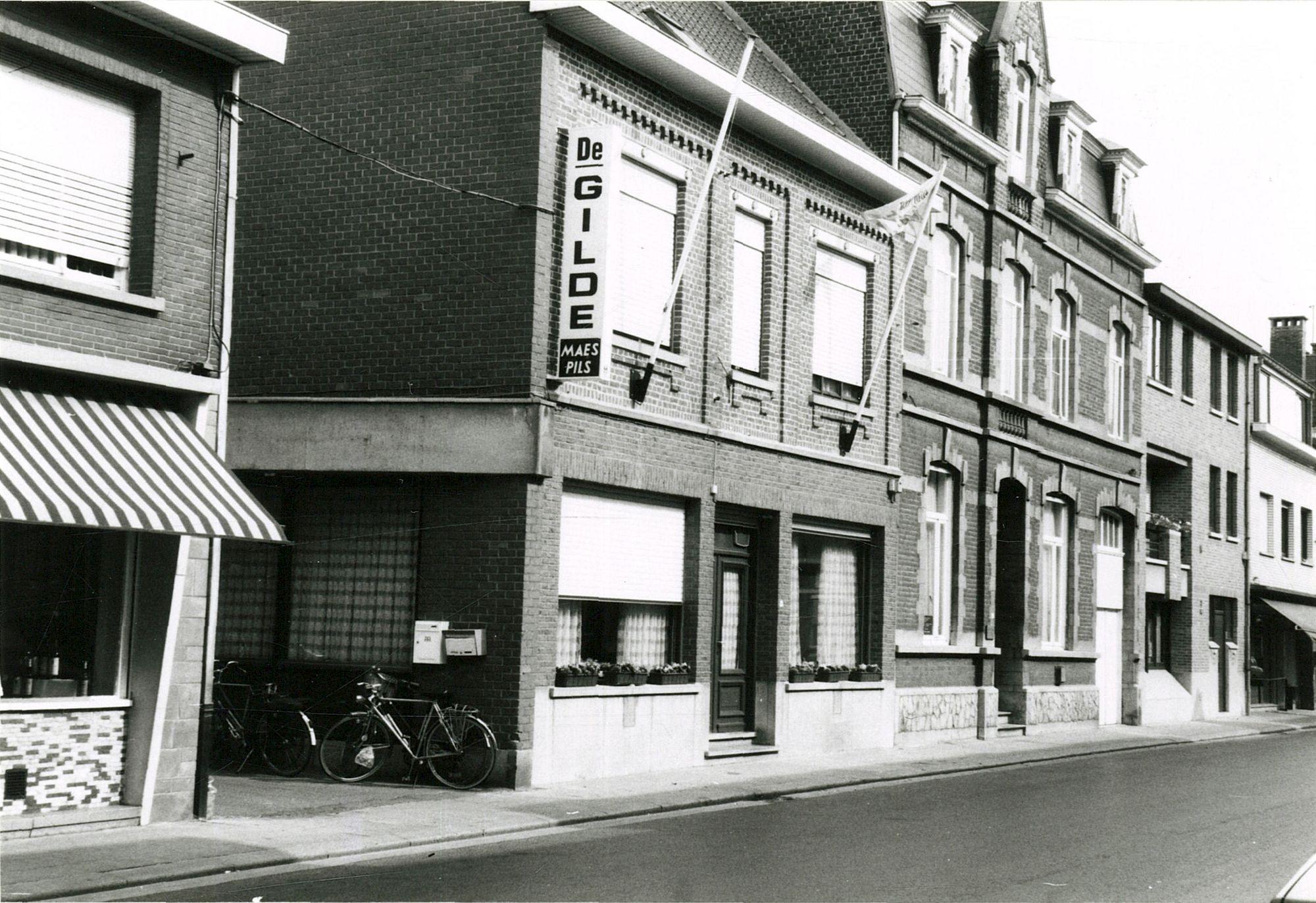 "Café ""De Gilde"" in Heule"