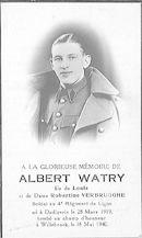 Albert Watry