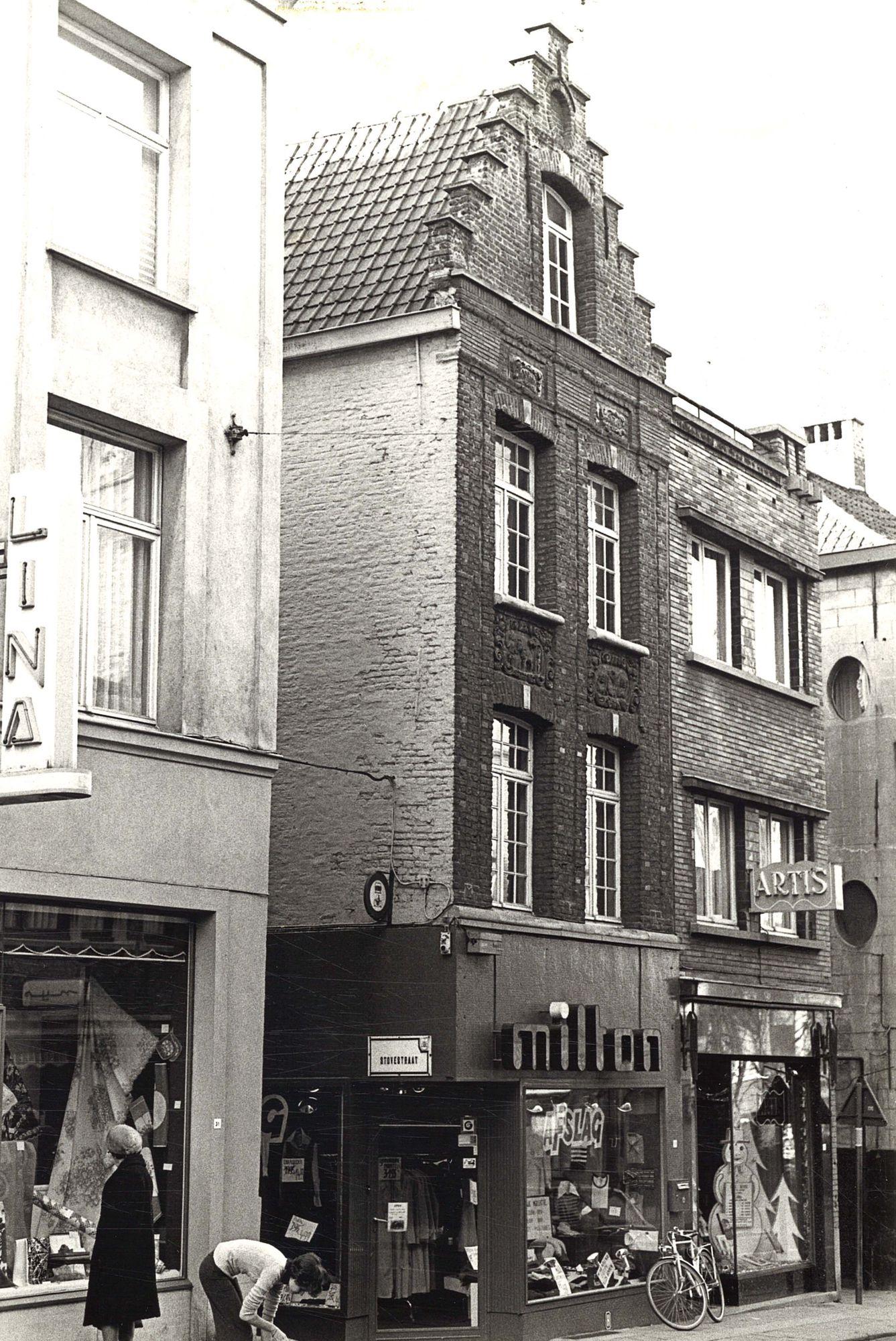 Hoek leiestraat & Stovestraat 33