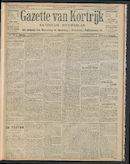 Gazette Van Kortrijk 1910-02-13