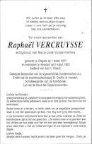 Raphaël Vercruysse