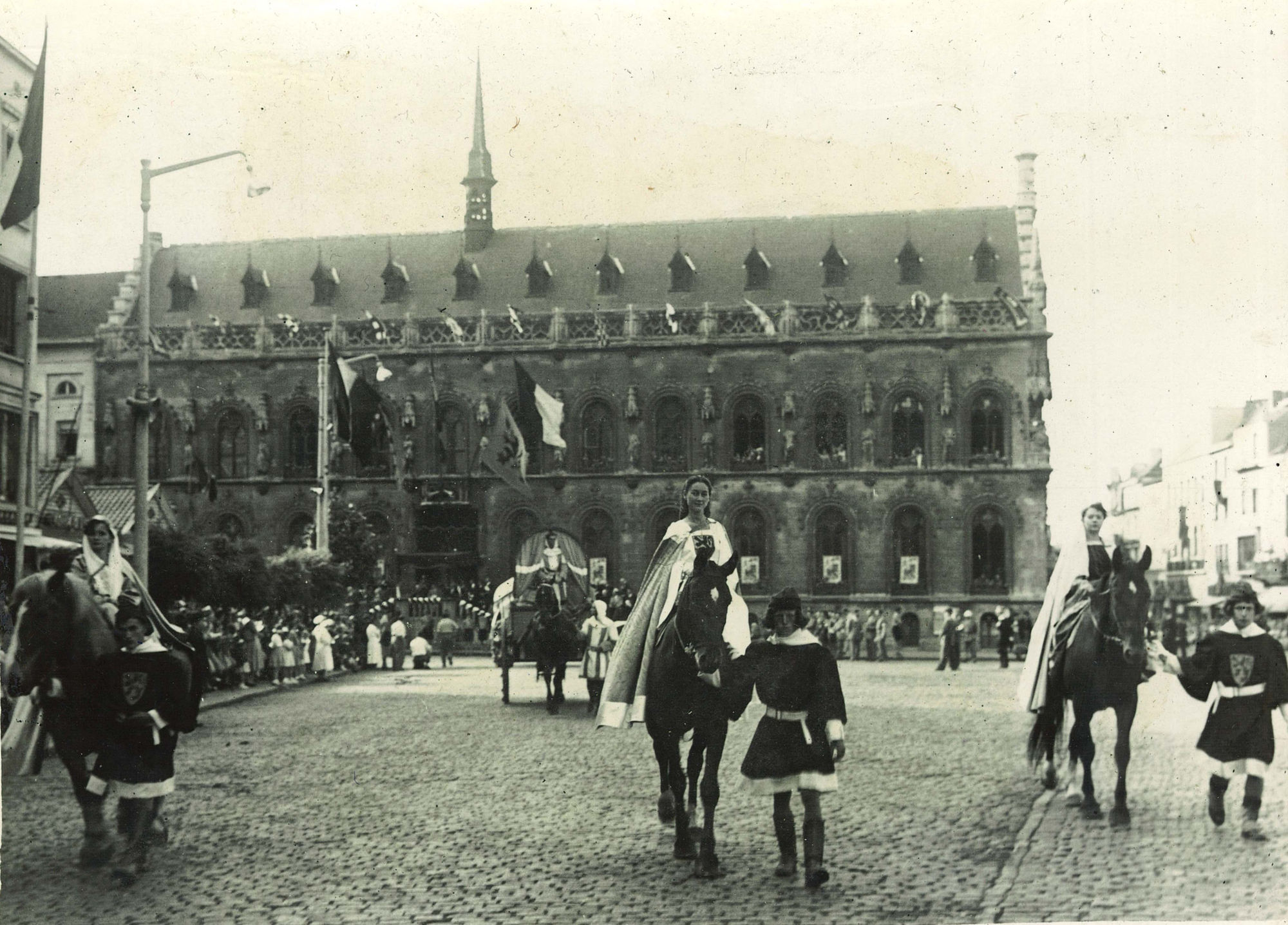 Guldensporenfeesten 1952