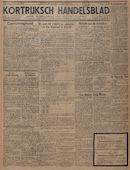 Kortrijksch Handelsblad 13 januari 1945 Nr4 p1