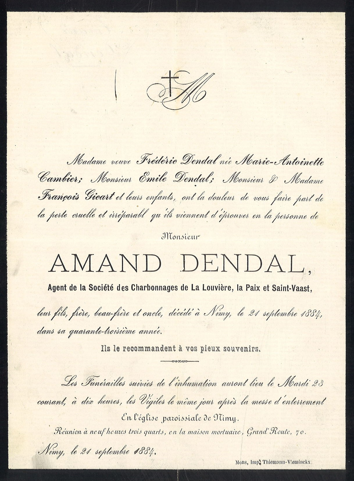 Amand Dendal