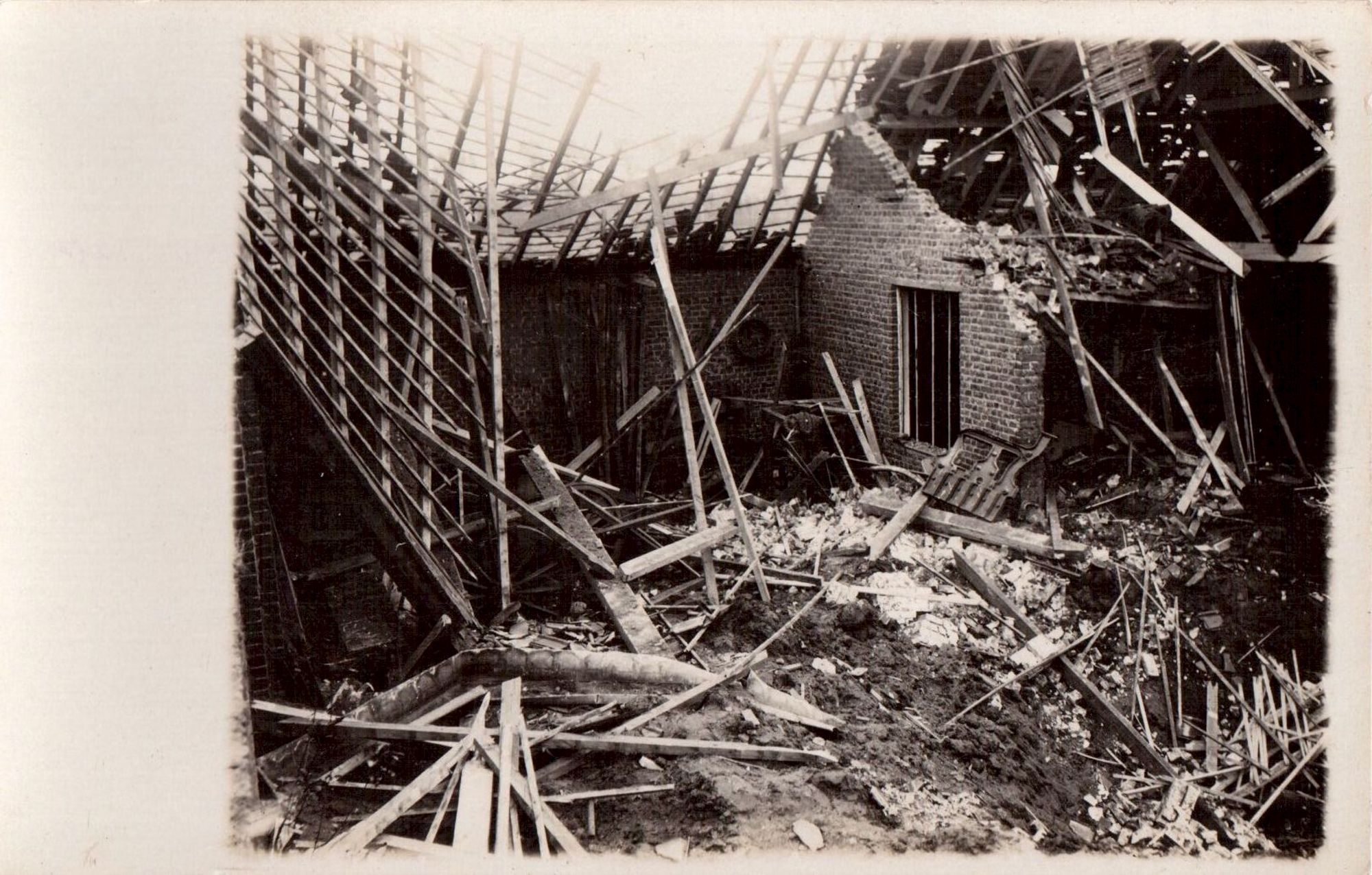 Ateliers Goethals tijdens Wereldoorlog I